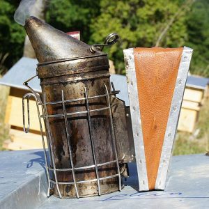 Enfumoir apiculteur