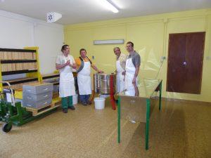 Production de miel Lozère - Apiculteurs