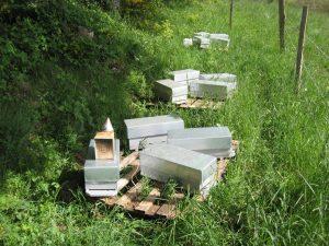 Rucher en Lozère : parrainage de ruches